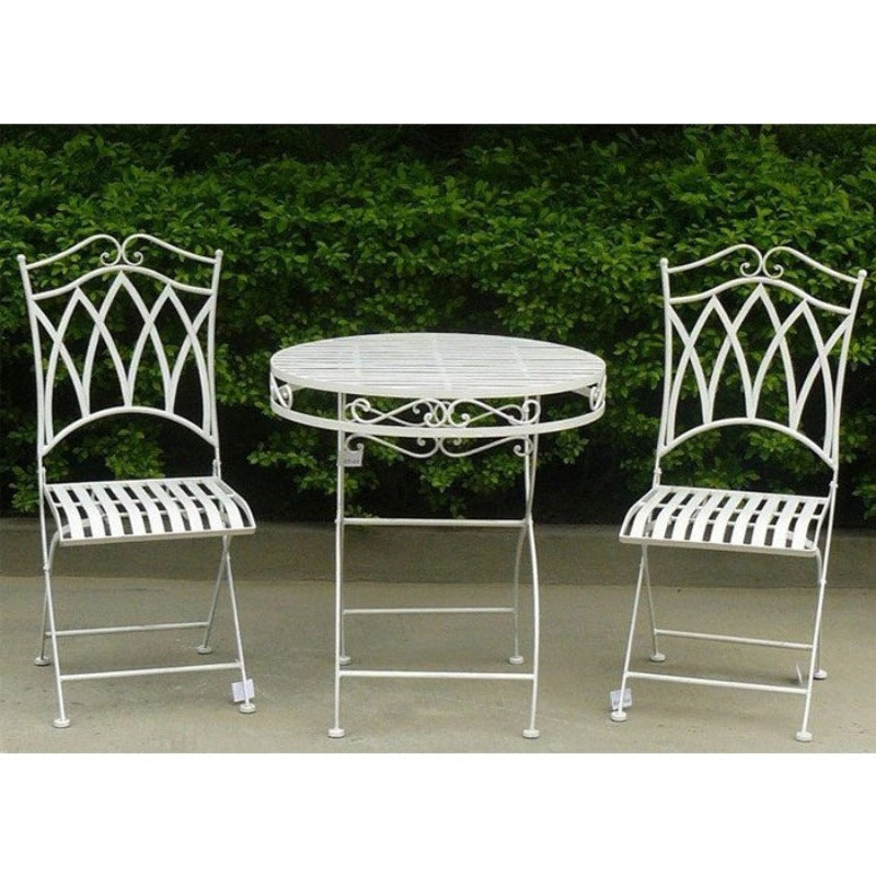 3 Piece Albany Outdoor Dining Set - Notbrand