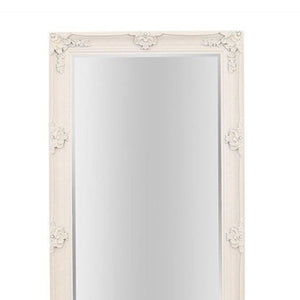 Aurora Ornate Leaner Mirror Cream - Notbrand
