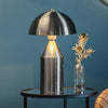 Albany Table Lamp Brushed Nickel - Notbrand