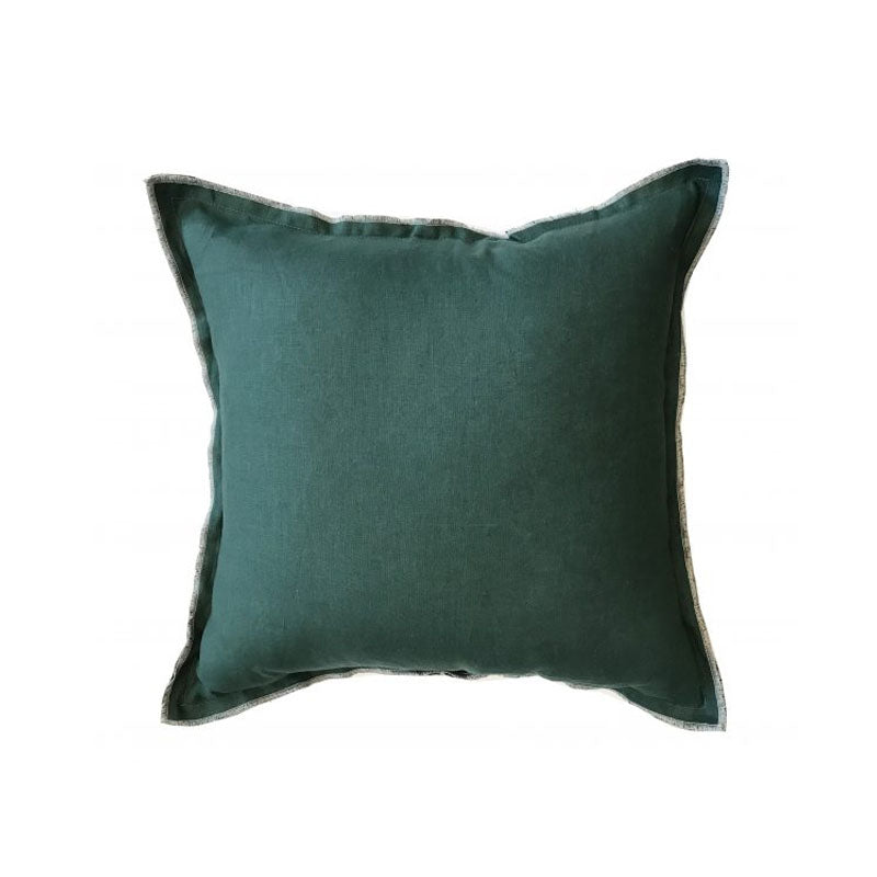Alessa Forest Green Cushion - Notbrand