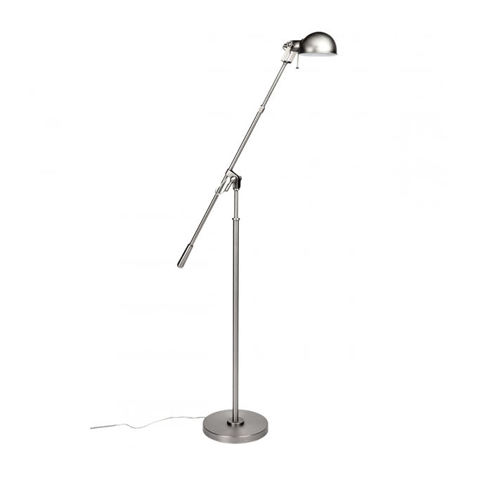 Arden Floor Lamp - Antique Silver - Notbrand