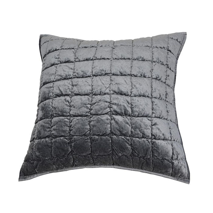 Audrey Silver Pillow Cushion - Notbrand