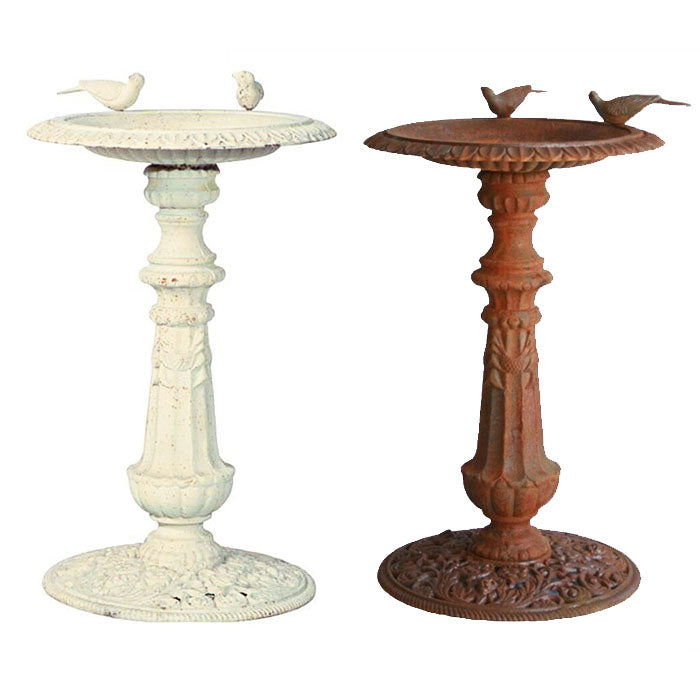 Virginia Cast Iron Bird Bath - Notbrand