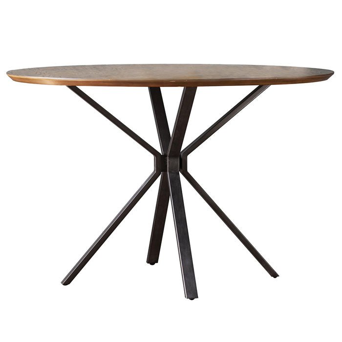 Marlo Round Dining Table - Notbrand