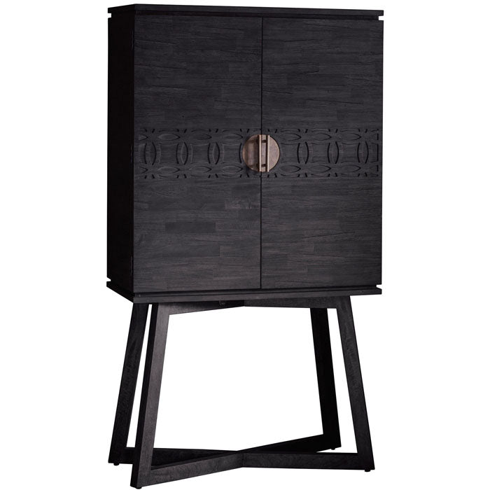 Denver Boutique Cocktail Cabinet - Notbrand