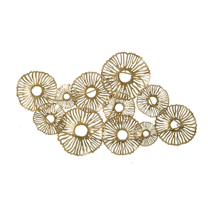 Clustered Cloud Wall Art - Notbrand