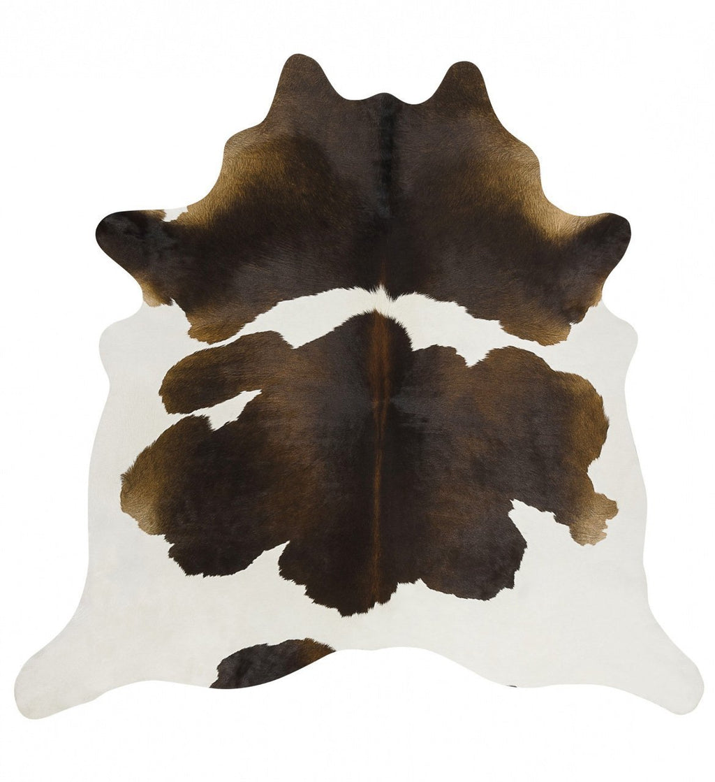 Glamorous Natural Cow Hide Chocolate - Notbrand