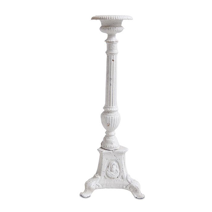 Cr-S048 Cast Iron Candle Stick 42cm