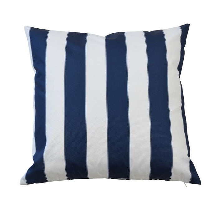 Capri Navy Cushion - Notbrand
