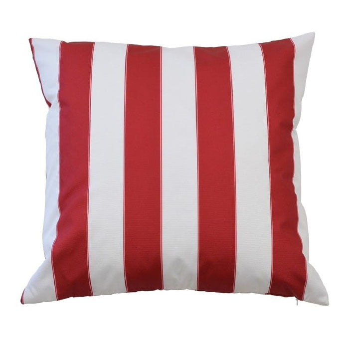 Capri Red Cushion - Notbrand