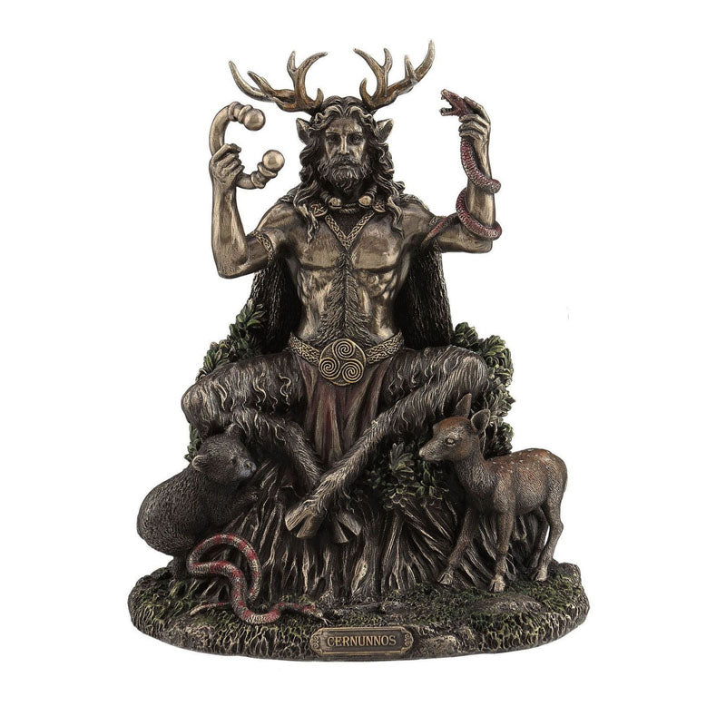 Cernunnos - Horned God of The Forest Figurine - Notbrand