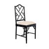 Paloma Chippendale Dining Chair – Black - Notbrand
