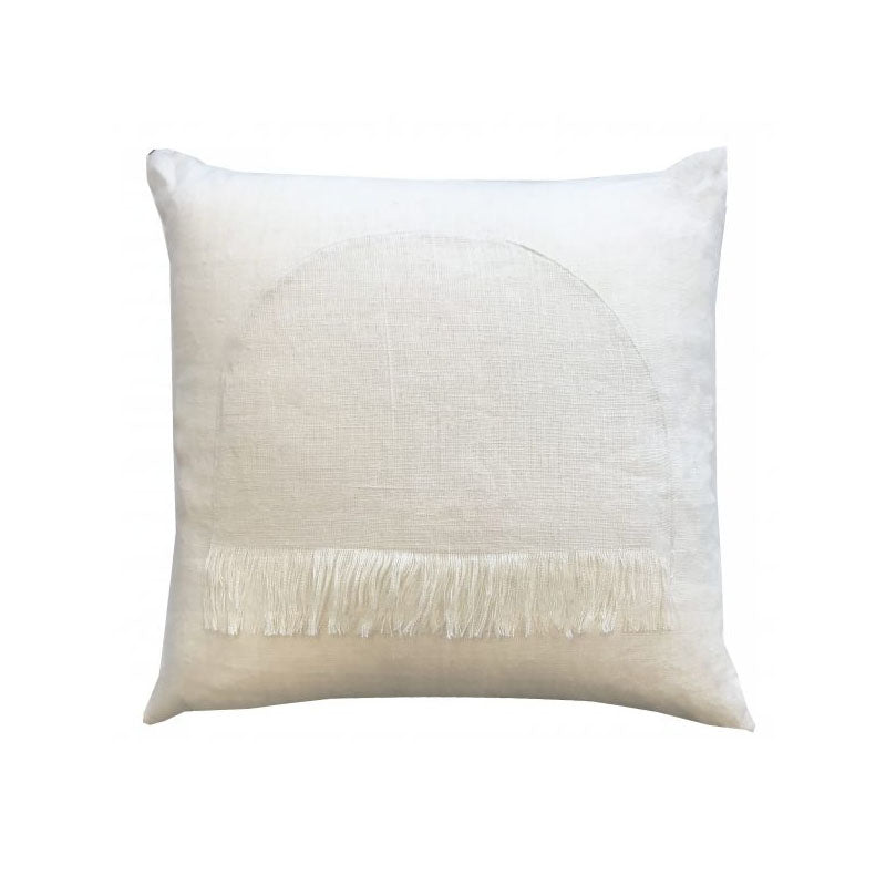 Citadel Large Cushion - Chalk - Notbrand