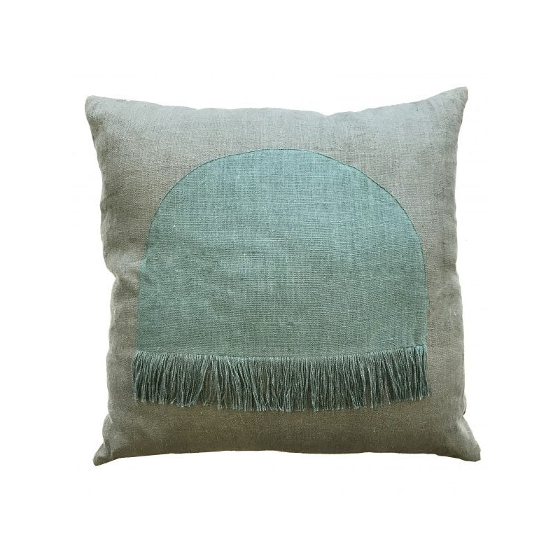 Citadel Large Cushion - Moss - Notbrand