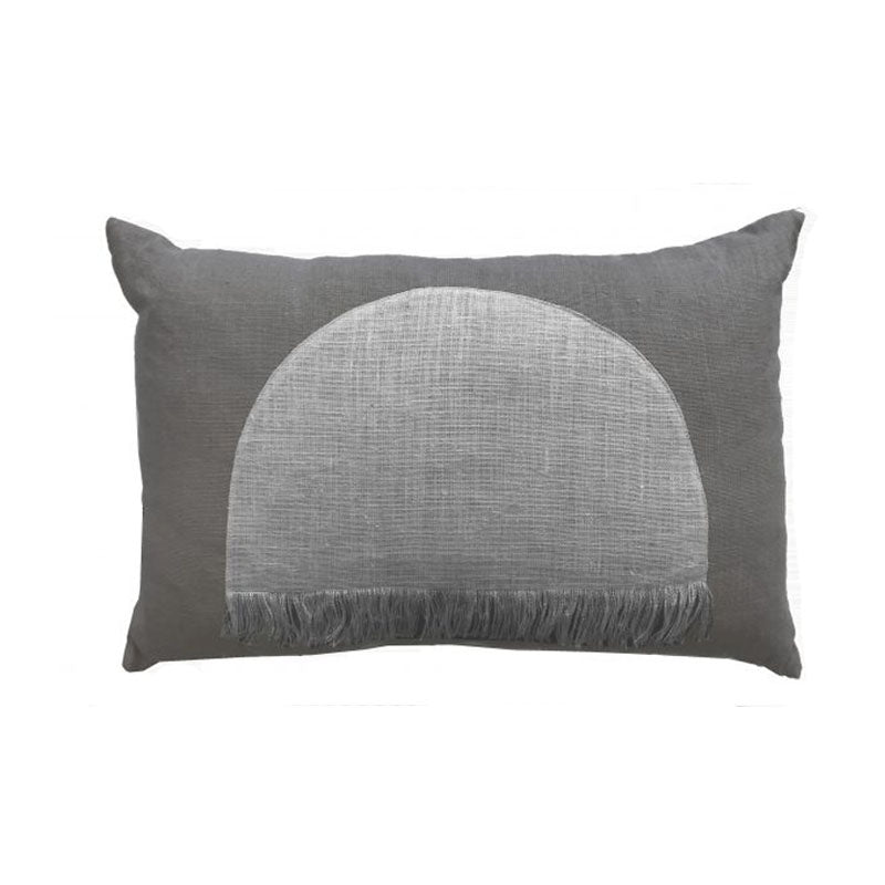 Citadel Cushion Pillow - Grey - Notbrand