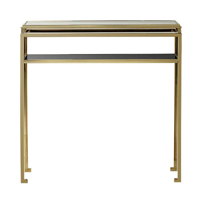 Lavinia Console Table Gold - Notbrand