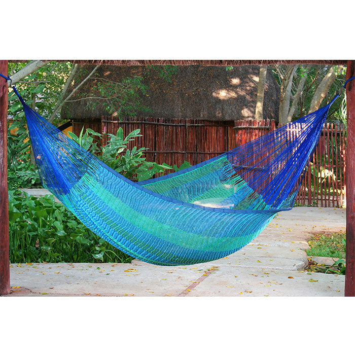Cotton Mexican Hammock Caribe Colour - Notbrand