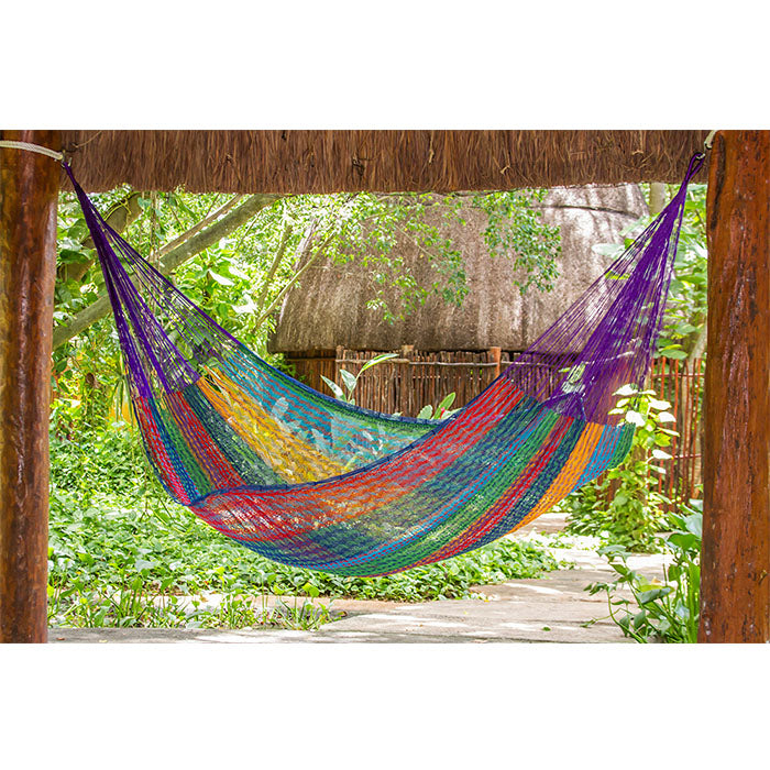 Cotton Mexican Hammock Colorina Colour - Notbrand