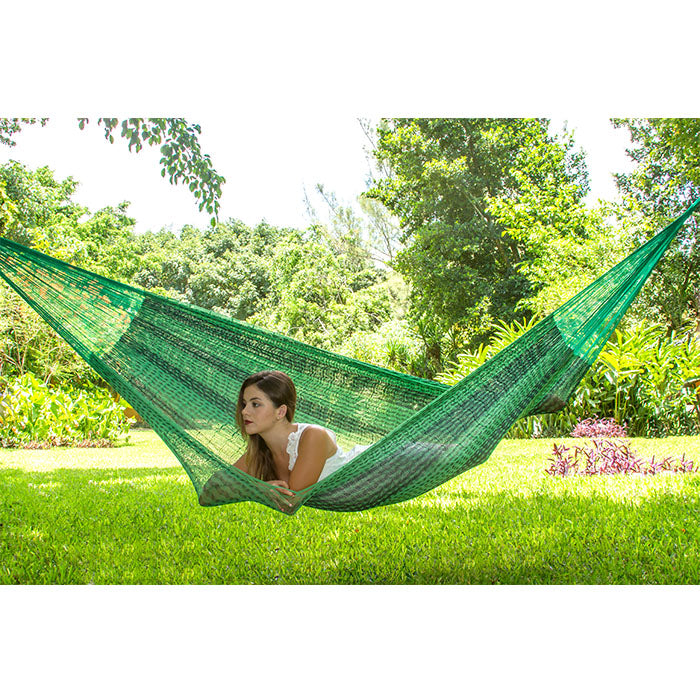 Cotton Mexican Hammock Jardin Colour - Notbrand