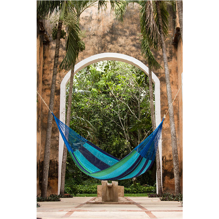 Cotton Mexican Hammock  Oceanica Colour - Notbrand
