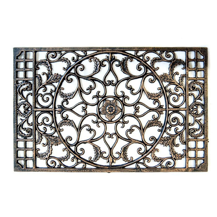 Intricate Design Cast Iron Decorative
