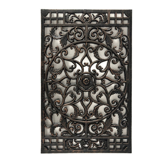 Intricate Design Cast Iron Decorative - Notbrand