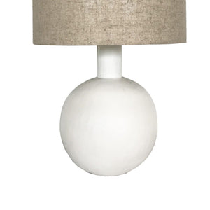 Esta White Lamp - Small - Notbrand