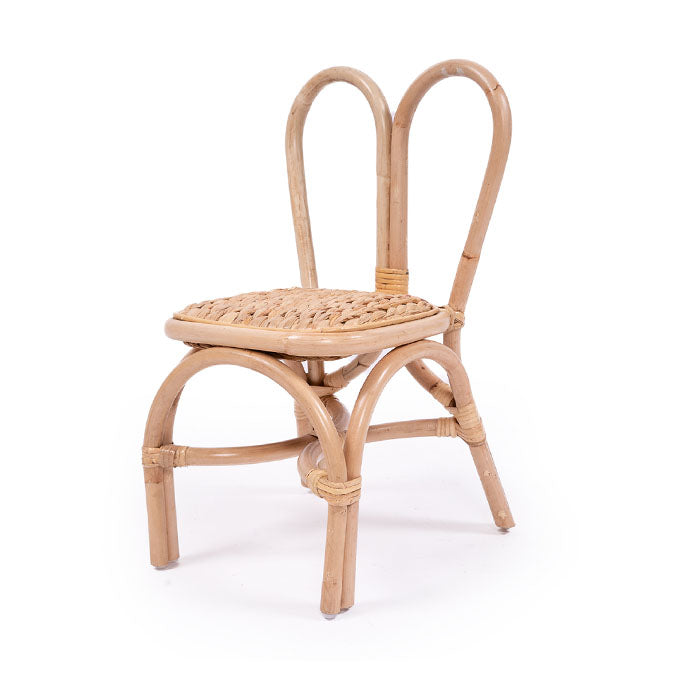 Waylon Kids Rattan Chair – Natural