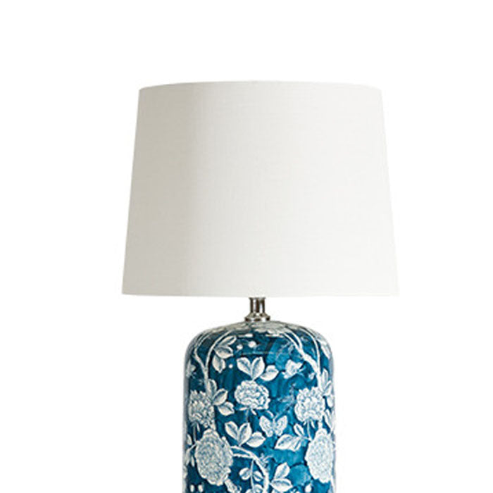 Fiore Hand Painted Lamp