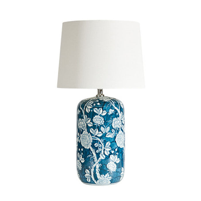 Fiore Hand Painted Lamp - Notbrand