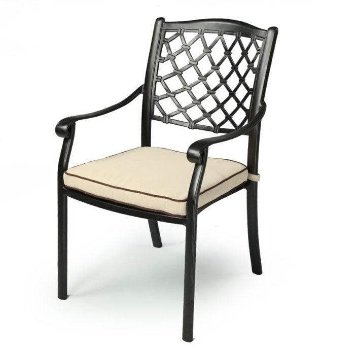 Fuji Cast Aluminium Outdoor Chair