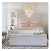 Fallon Tufted Queen Headboard - Notbrand