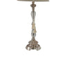 Felicienne Champagne Table Lamp w/Cream Shade - Notbrand