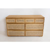 Orlando Chest of Drawers Dresser – Eight Drawers - Notbrand
