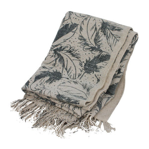 Flight Cotton Throw - Notbrand