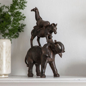 Marco Elephant Statue - Notbrand