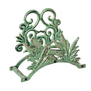 Dragonfly Cast Iron Hose Holder - Notbrand