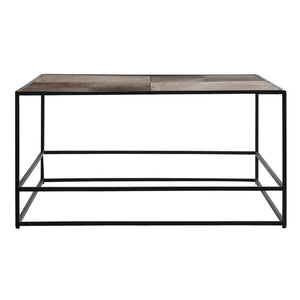 Bernard Metal Coffee Table Antique Copper - Notbrand