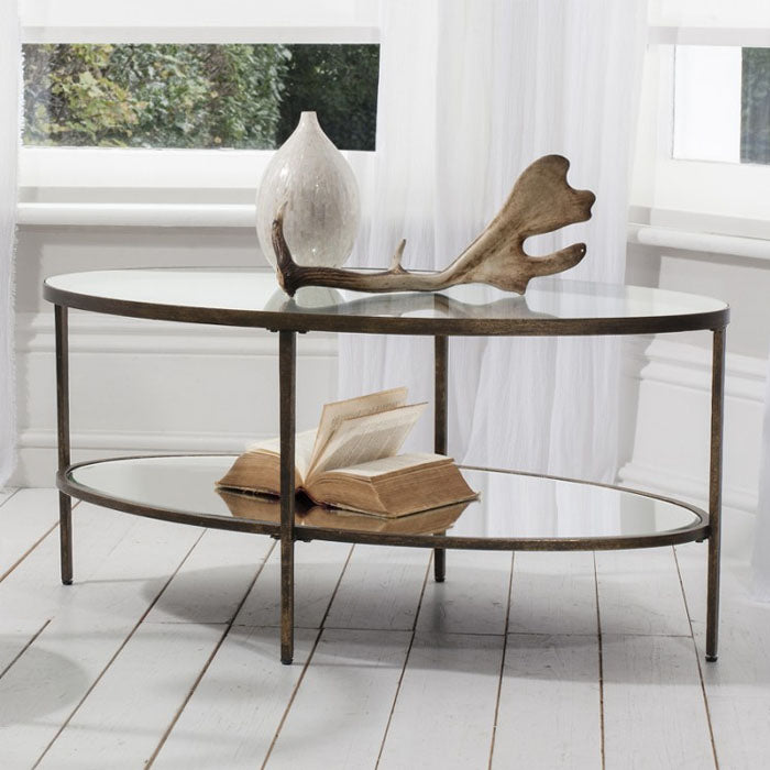 Castiel Coffee Table - Notbrand