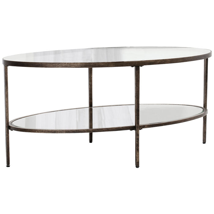 Hudson Coffee Table - Notbrand