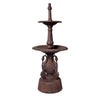 Ibis Cast Iron Garden Fountain - Notbrand