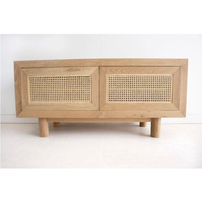 Tropical Springs Entertainment TV Unit – Two Door - Notbrand