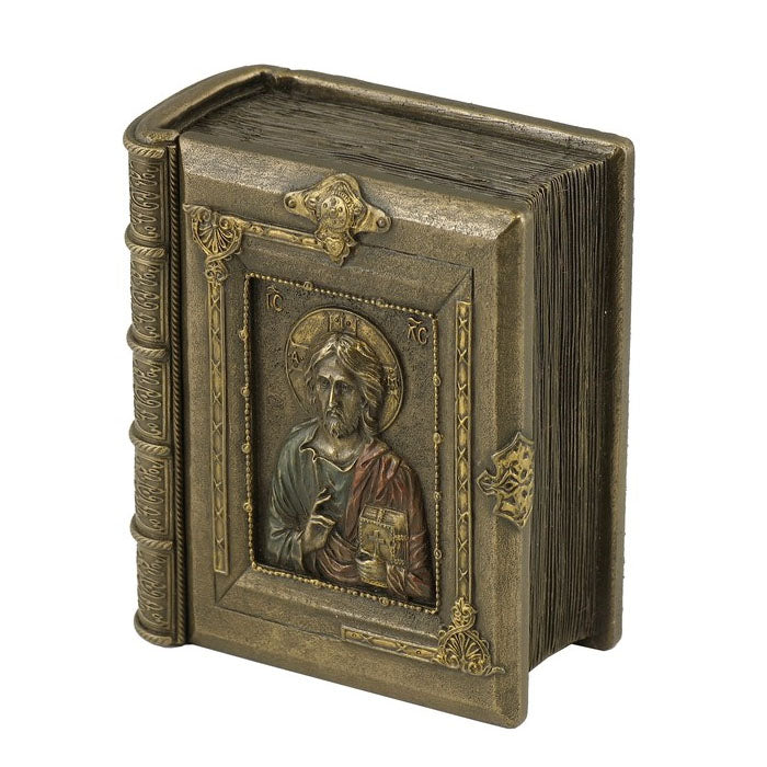 Holy Bible Jewellery Box