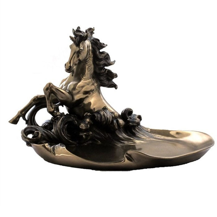 Jewellery Tray Unicorn Figurine