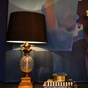 Langley Table Lamp - Antique Gold - Notbrand