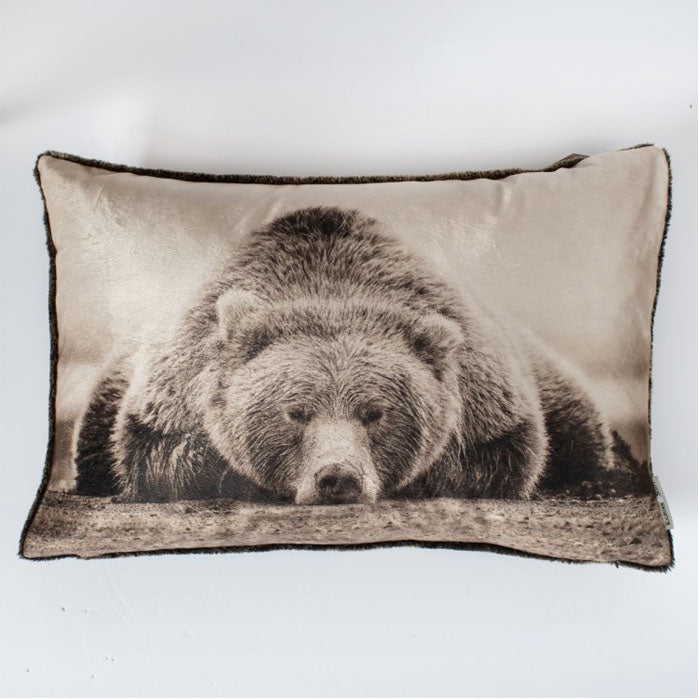 Lazy Bear Cushion - Notbrand