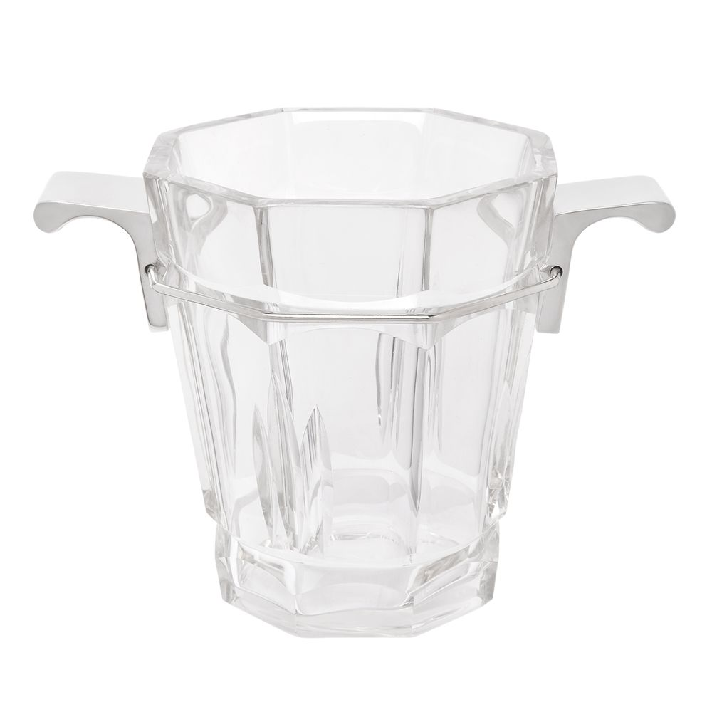 Madison Ave Glass Ice Bucket Range - Notbrand