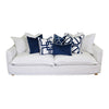 Melrose Slip Cover Sofa White - Notbrand