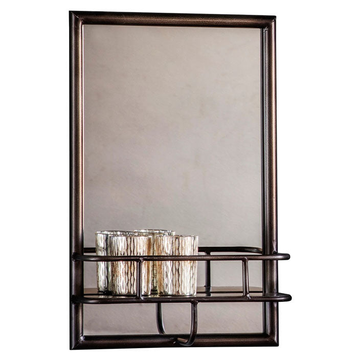 Orlando Wall Mirror Rectangle - Notbrand