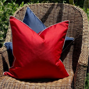 Monte Carlo Red Cushion - Notbrand